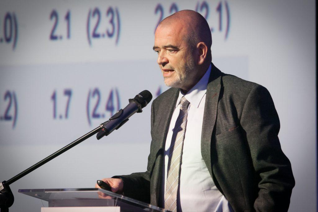 Autorem wykładu wprowadzającego był prof. Dariusz Filar
