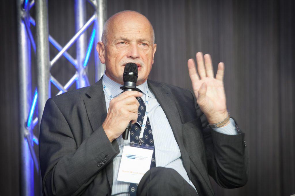 Uczestnikiem panelu był prof. Marek Wierzbowski