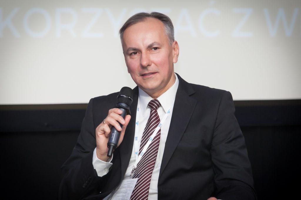 Piotr Pisarewicz, Prezes Zarządu fundacji Banking & Insurance Solutions, mówił o ubezpieczeniu przed ryzykiem w zawodzie biegłego rewidenta