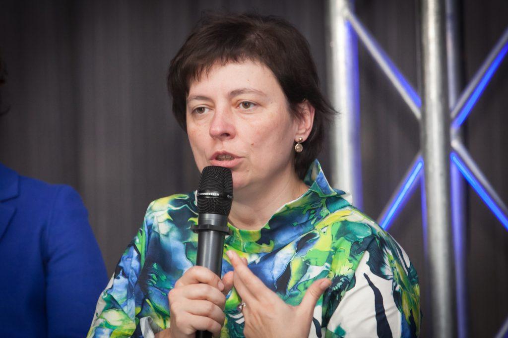 Na potrzebę istnienia wsparcia biegłego rewidenta w sytuacjach ryzykownych wskazywała Anna Sirocka, partner w EY
