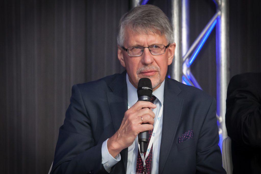 Uczestnikiem panelu był Wacław Nitka