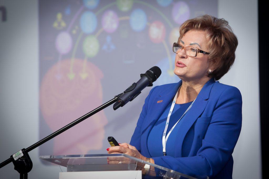 Dyskusję panelową moderowała prof. Aldona Kamela-Sowińska