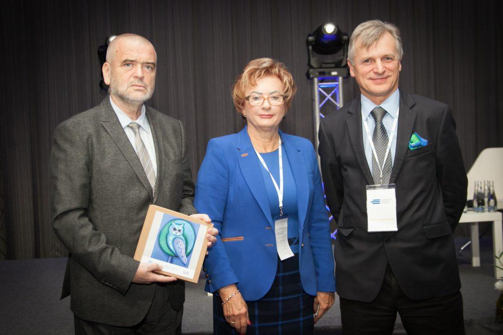 W panelu udział wzięli prof. Aldona Kamela-Sowińska, prof. Dariusz Filar oraz prof. Radosław Ignatowski