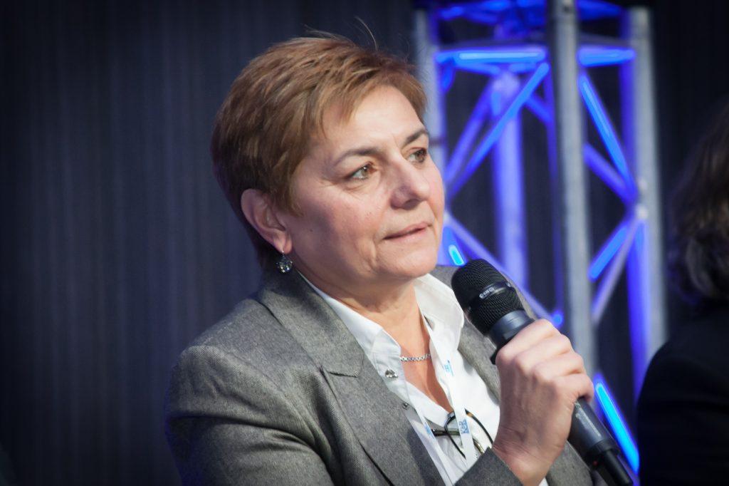 Bogusława Pilc, dyrektor Departamentu Inspekcji w Biurze Generalnego Inspektora Ochrony Danych Osobowych. mówiła o nowych obowiązkach w związku z ochroną danych osobowych
