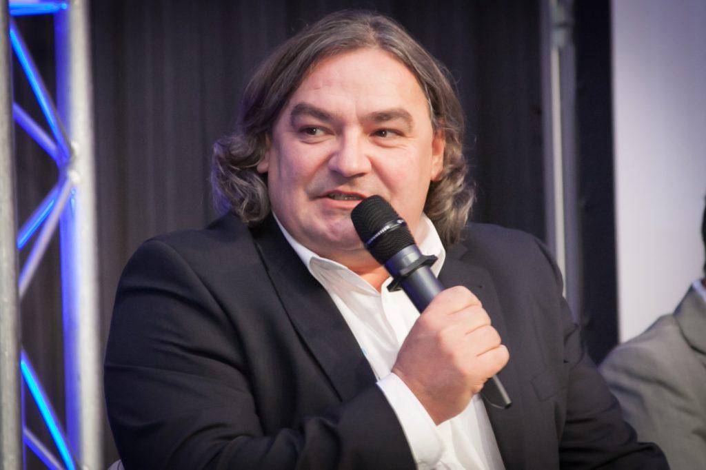 O rodzajach przestępstw cyfrowych mówił Radosław Chinalski, Naczelnik Wydziału Informatyki KWP
