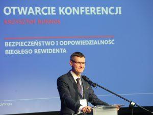 K. Burnos na otwarcie XVIII DKA: fundamentalne zmiany w naszym zawodzie