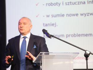 Andre Helin: nowe technologie zmuszą nas do szybszej pracy